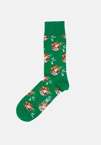 TIGER  - Socks - green