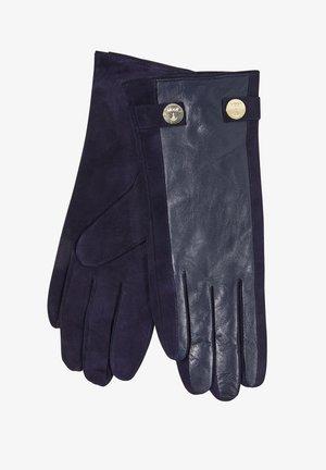 Gloves - kleingem. schwarz