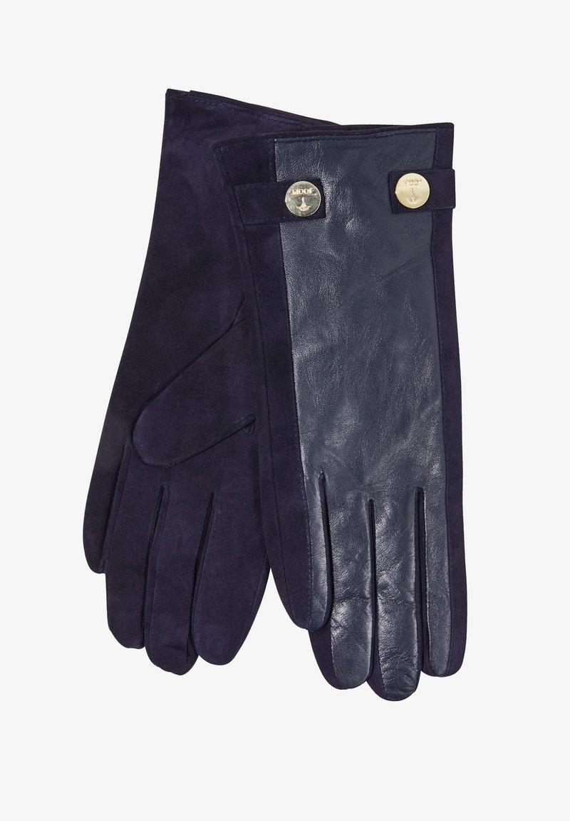 JOOP! - Gloves - kleingem. schwarz