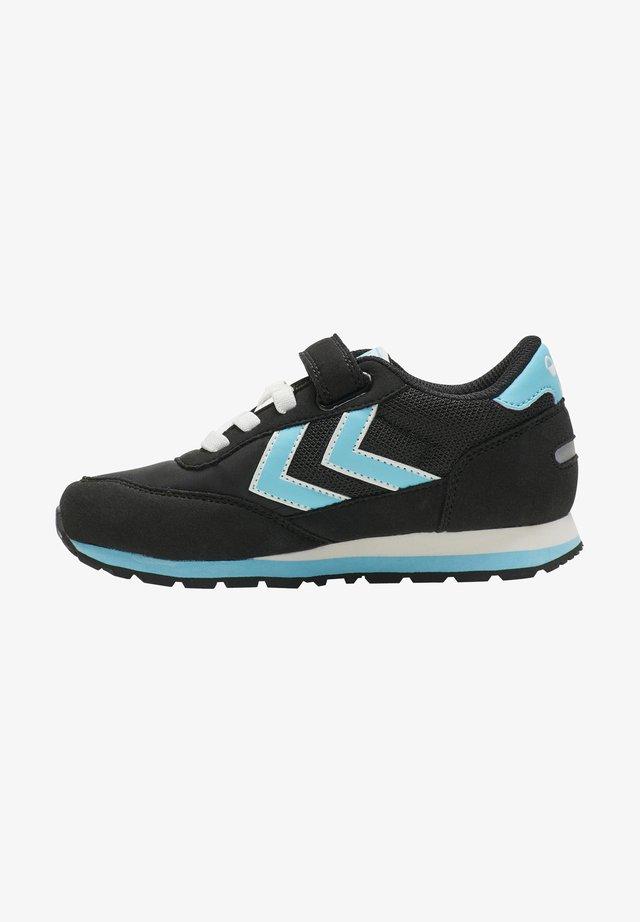 REFLEX JR UNISEX - Sneakers laag - black