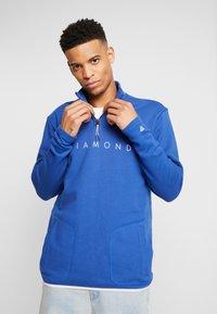 Diamond Supply Co. - LEEWAY  - Sweatshirt - blue - 0