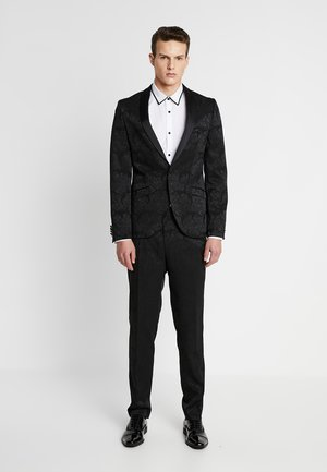 DRUIDS TUX SUIT - Garnitur - black