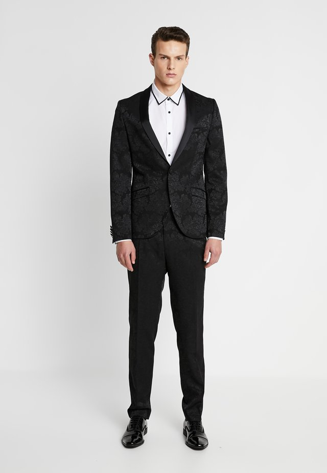 DRUIDS TUX SUIT - Dress - black