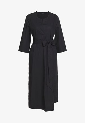 SLFCARLOTTA MIDI KAFTAN - Day dress - black