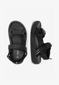 Next - CHUNKY  - Walking sandals - black - 1