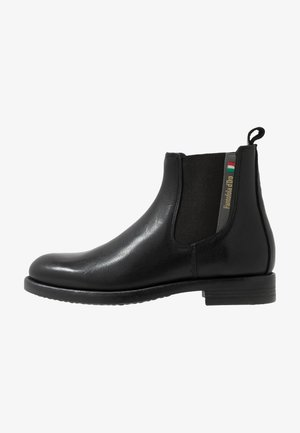 LUKE CHELSEA UOMO HIGH - Stivaletti - black