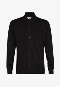 G-Star - BASEBALL  ZIP POCKET - Shirt - dk black - 0