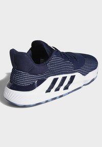 adidas Performance - PRO BOUNCE 2019 LOW SHOES - Basketball shoes - blue - 3