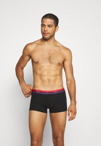Jack & Jones - JACNEON TRUNKS 5 PACK - Panties - black - 3