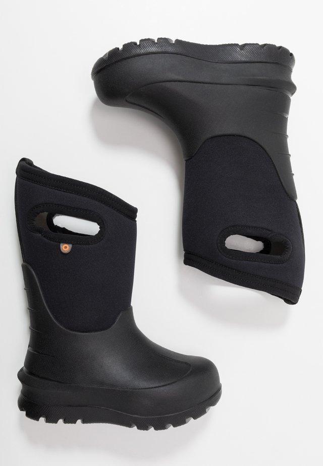 CLASSIC - Bottes de neige - black