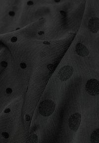 Violeta by Mango - PLUMETI - Blouse - noir - 6