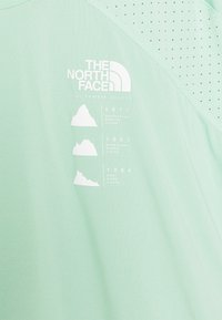 The North Face - GLACIER TEE  - Print T-shirt - mint - 2
