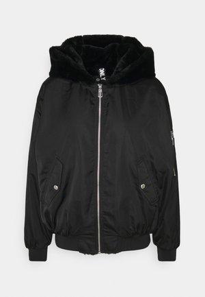 ONLCARA JACKET - Zimní bunda - black
