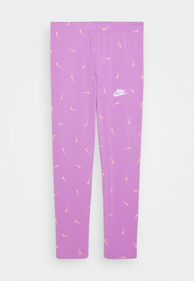 Nike Sportswear - FAVORITES - Legíny - violet star/white