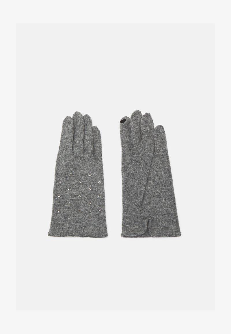 Roeckl - SHINY KNOTS - Gloves - grey