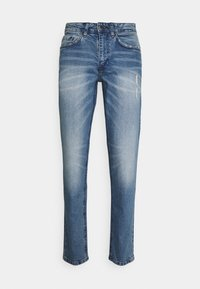 Redefined Rebel - CHICAGO - Jeans Tapered Fit - perfect indigo - 4