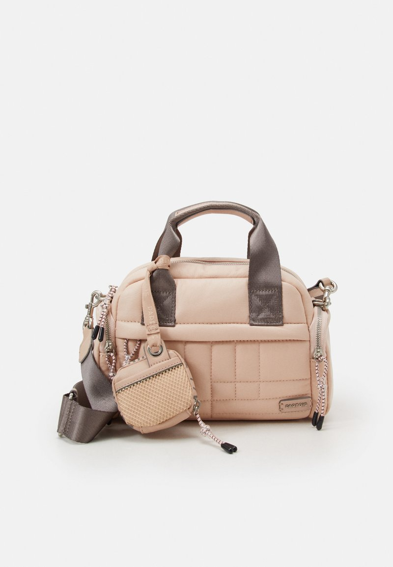 PARFOIS - TOTE BAG FLUFFY S - Tote bag - pink