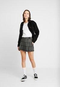 Hollister Co. - SKORT - Shorts - black - 1
