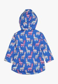 Hatley - KIDS ADORABLE ALPACAS - Waterproof jacket - blue - 1