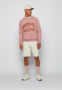 BOSS - STEDMAN_RA - Sweater - light pink - 1