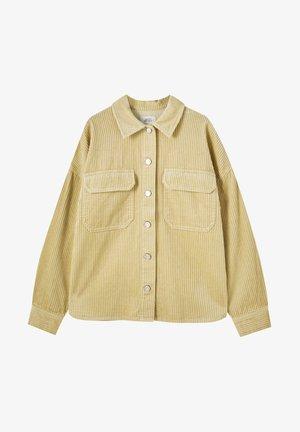 Chemisier - yellow