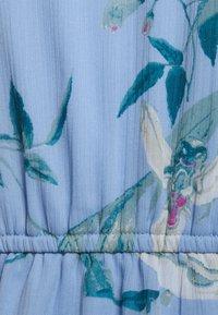Vero Moda - VMWONDA NEW SINGLET SHORT DRESS - Vapaa-ajan mekko - grapemist/debbie - 2