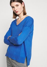 CLOSED - WOMEN´S - Jumper - bluebird - 3