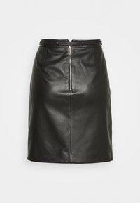 HUGO - LELISA - Pencil skirt - black - 7