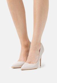 Glamorous - High heels - nude - 0