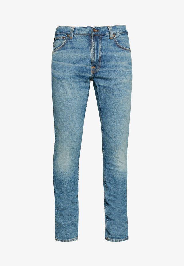 LEAN DEAN - Slim fit jeans - indigo forest