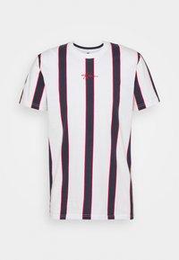 Hollister Co. - CREW - T-shirt med print - red/white/blue - 0