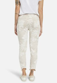 Heartkiss - Trousers - natur print - 2