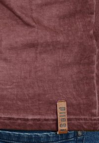 Solid - TINOX - Long sleeved top - wine red - 5