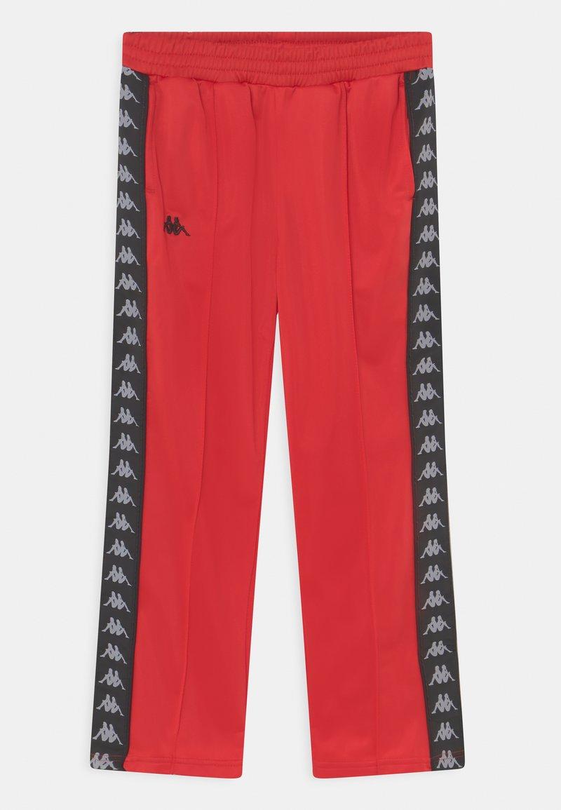 Kappa - JASNA UNISEX - Jogginghose - racing red