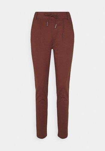 ONLPOPTRASH LIFE EASY PANT - Pantaloni sportivi - sable