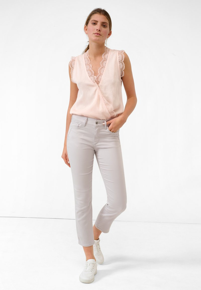 ORSAY - Trousers - grey