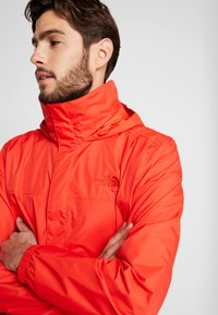 The North Face - RESOLVE JACKET - Outdoorjas - fiery red - 4