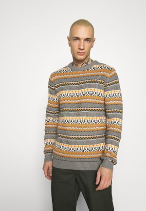 MORGAN - Jumper - grey melange