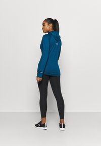 New Balance - HEAT GRID HOODIE - Hoodie - blue - 2