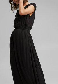 Esprit - Maxi dress - black - 5