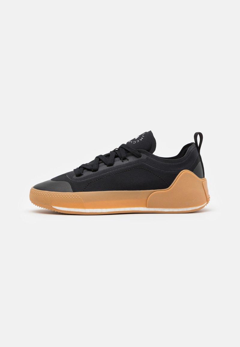 adidas by Stella McCartney - ASMC TREINO - Sportovní boty - core black/offwhite