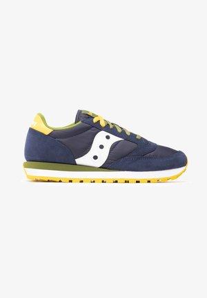 Sneakers basse - navy/pesto