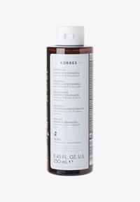 Korres - LAUREL & ECHINACEA SHAMPOO - Shampoo - - - 0