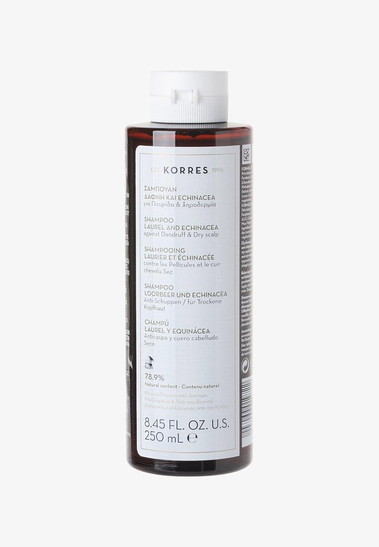 Korres - LAUREL & ECHINACEA SHAMPOO - Shampoo - -