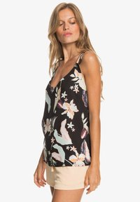 Roxy - GOT TO BE REAL - Blouse - anthracite large praslin - 4