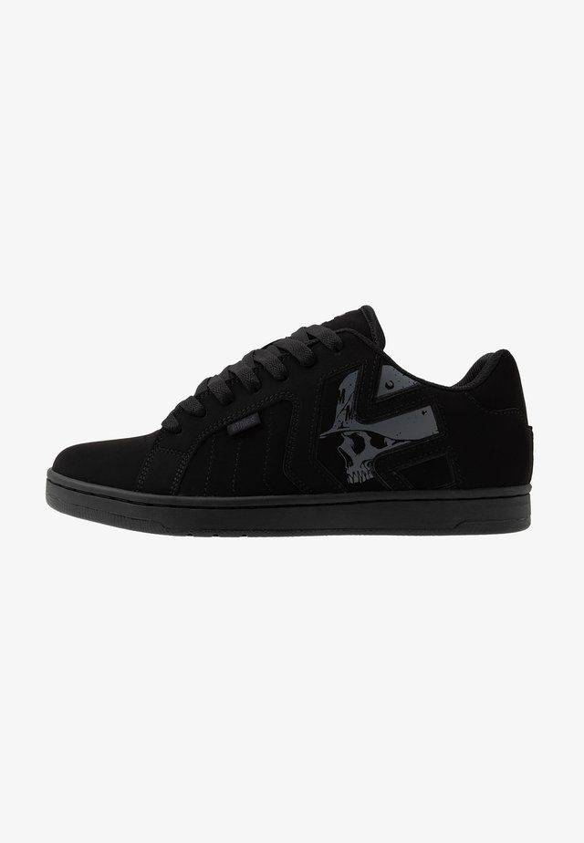 METAL MULISHA FADER 2 - Zapatillas skate - black