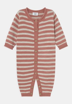 MALLE - Overall / Jumpsuit - red clay