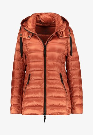Winter jacket - rost