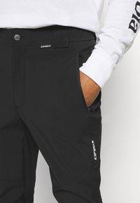 Icepeak - DORR - Spodnie materiałowe - black - 5