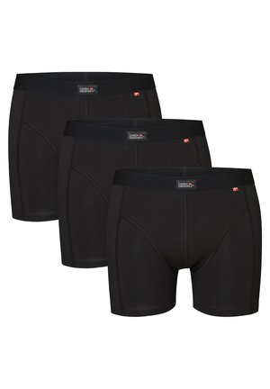 3 PACK - Panties - black
